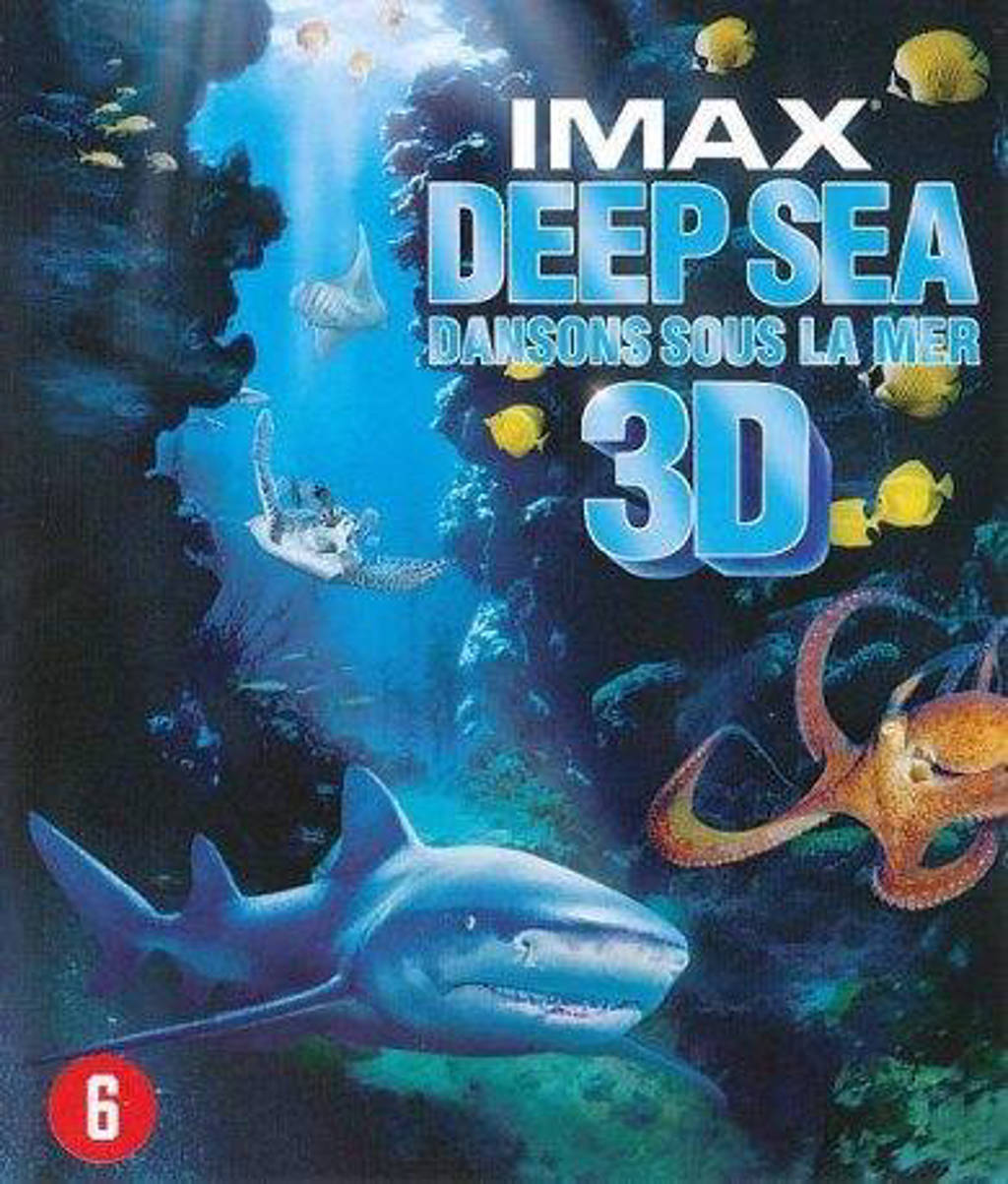 Deep sea (3D) (Blu-ray)