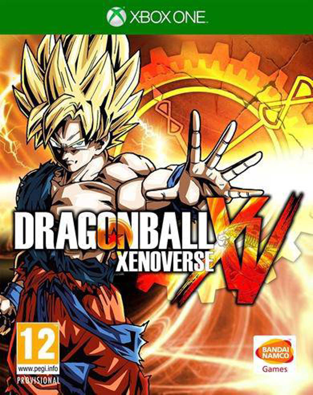 Dragon ball - Xenoverse (Hits) (Xbox One)