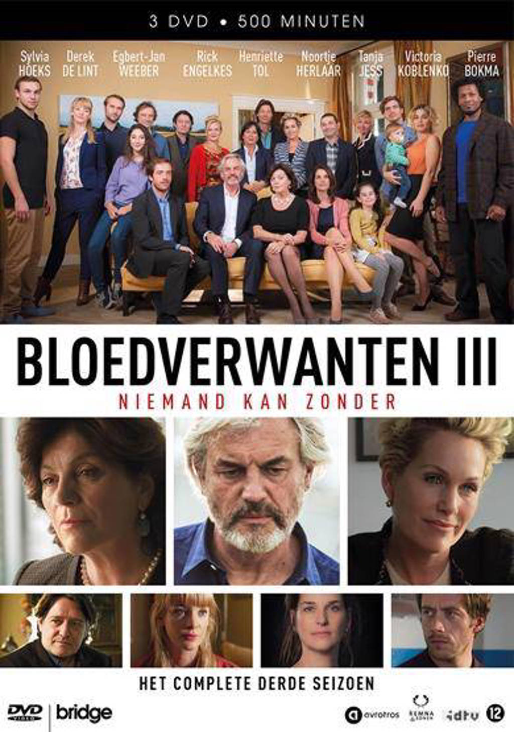 Bloedverwanten - Seizoen 3 (DVD)