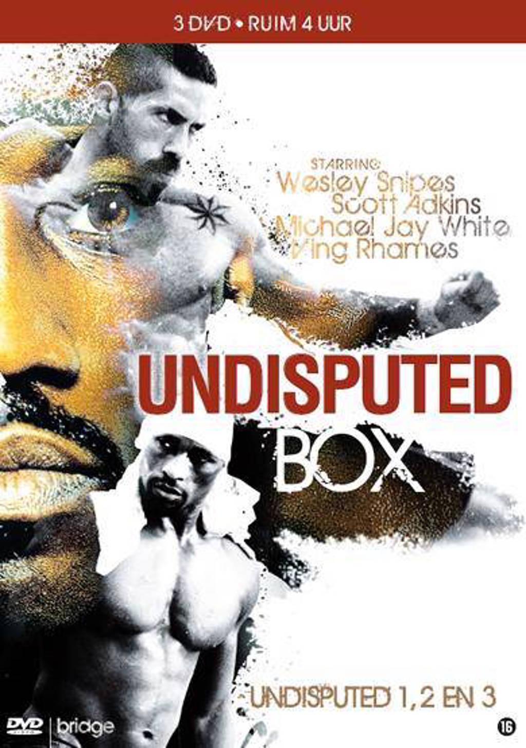 Undisputed 1-3 (DVD)