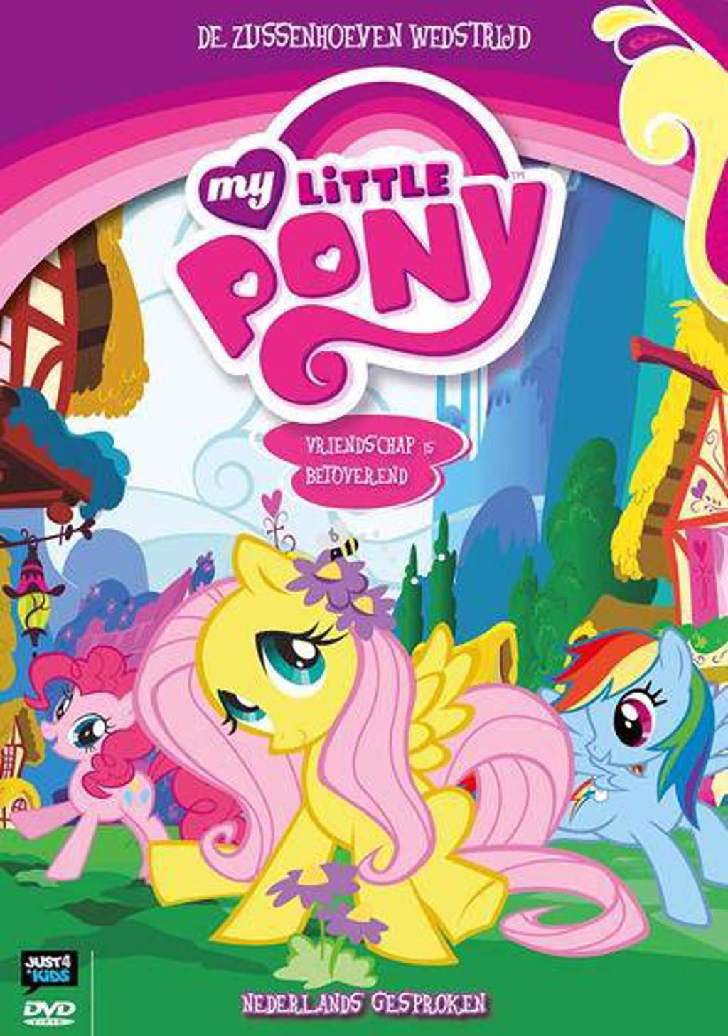 My little pony - De zussenhoeven wedstrijd (DVD)