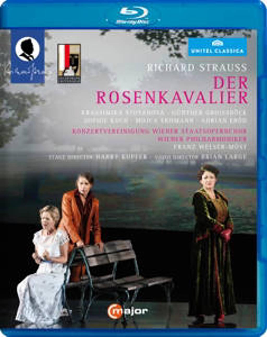 Stoyanova Wiener Philharmoniker - Der Rosenkavalier, Salzburgfestival (Blu-ray)