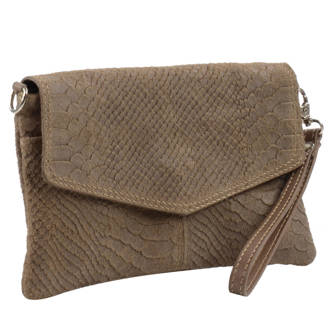 c4e30cd465c Sacha. leren clutch. 39.99. tas wit