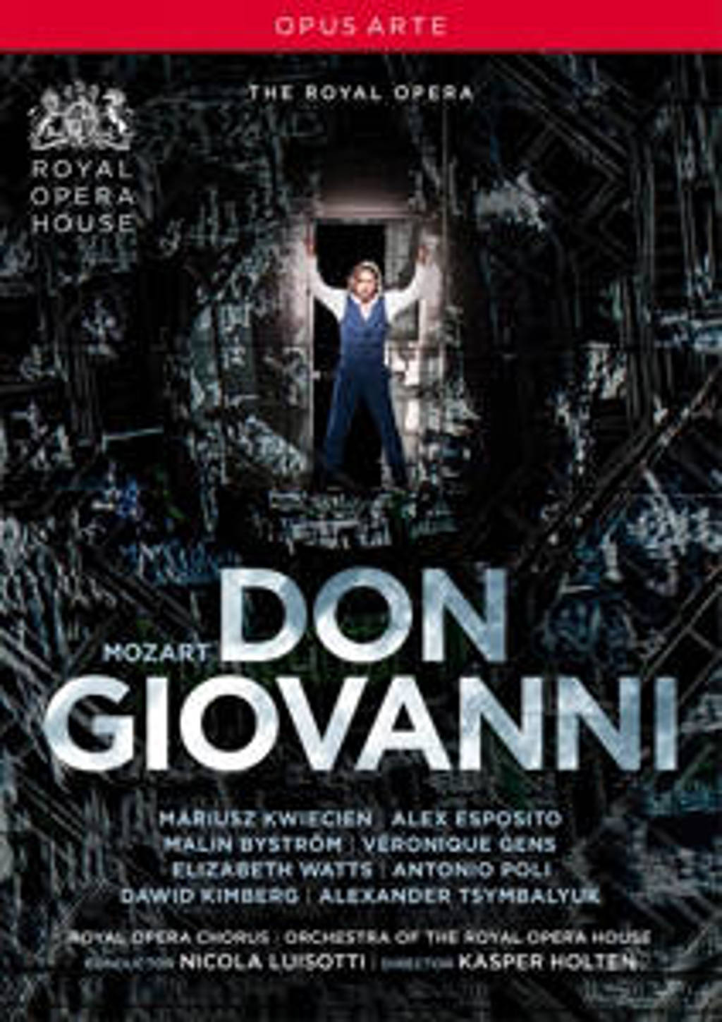 Royal Opera House - Don Giovanni (DVD)