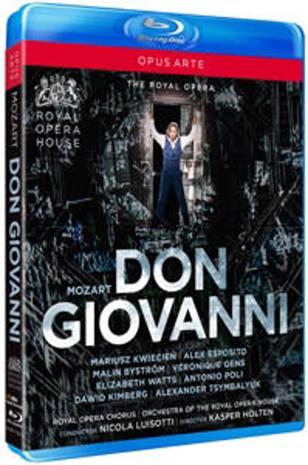 Royal Opera House - Don Giovanni (Blu-ray)