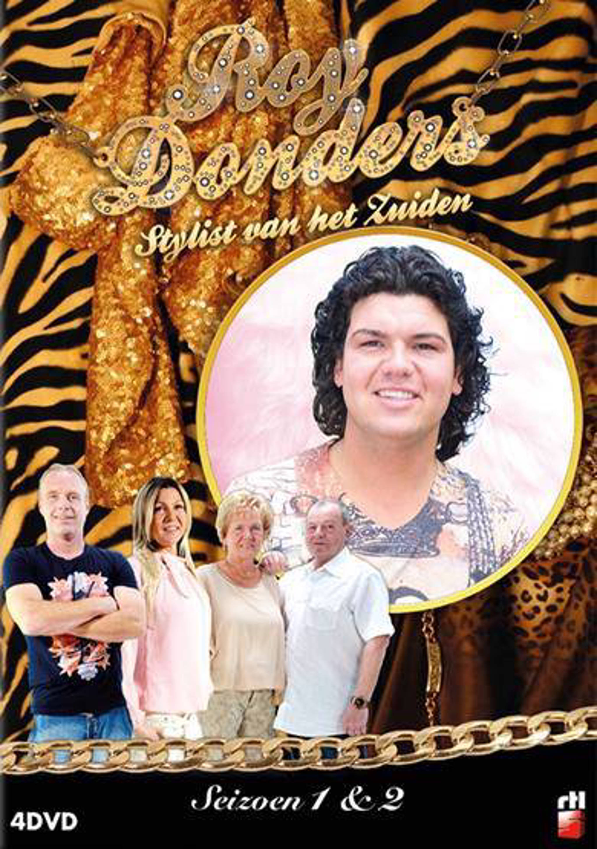Roy Donders Stylist Van Het Zuiden Seizoen 1 Amp 2 Dvd Wehkamp