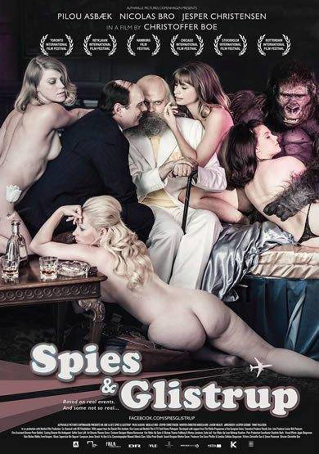 Spies & Glistrup (DVD)