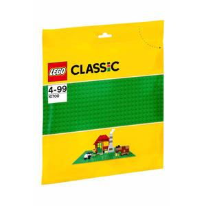 10700 groene bouwplaat