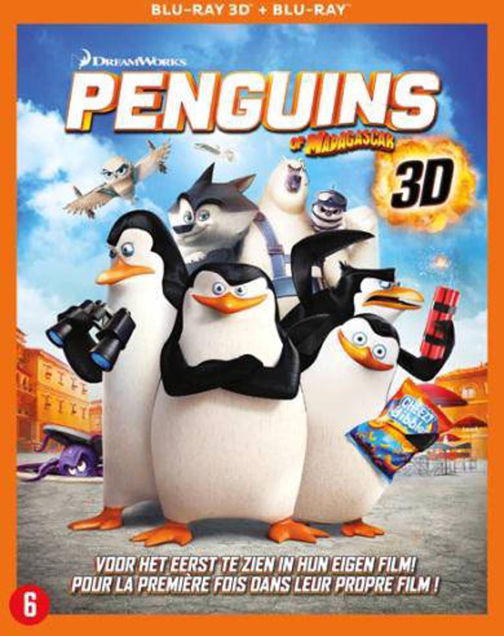 Penguins of Madagascar (3D) (Blu-ray)
