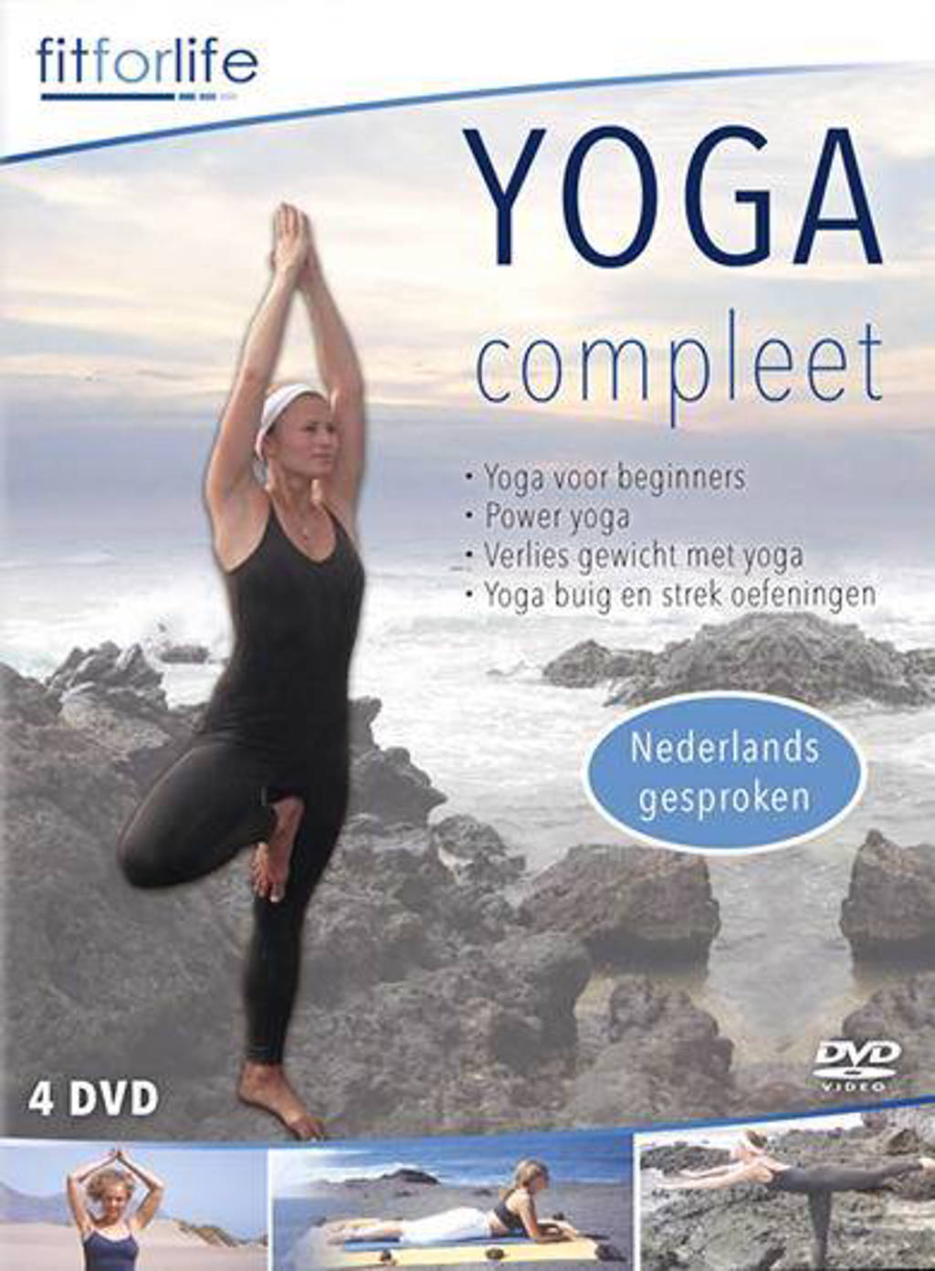 Fit for life - Yoga compleet (DVD)