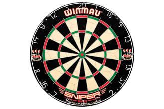Sniper dartbord set