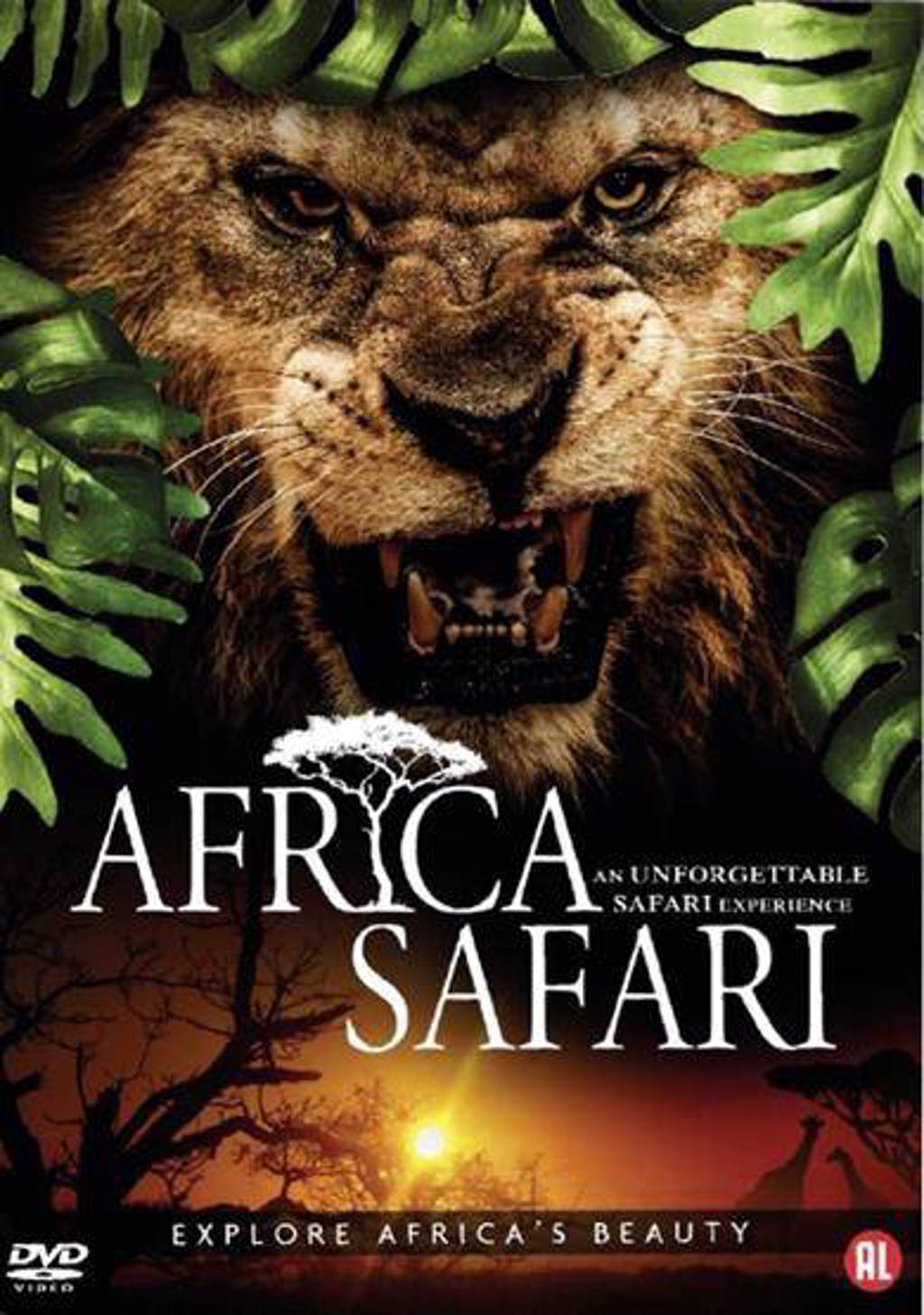 Africa safari (DVD)