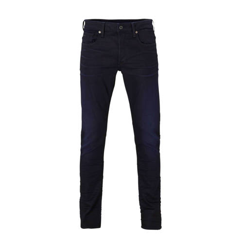 G-Star RAW slim fit jeans 3301 dark aged