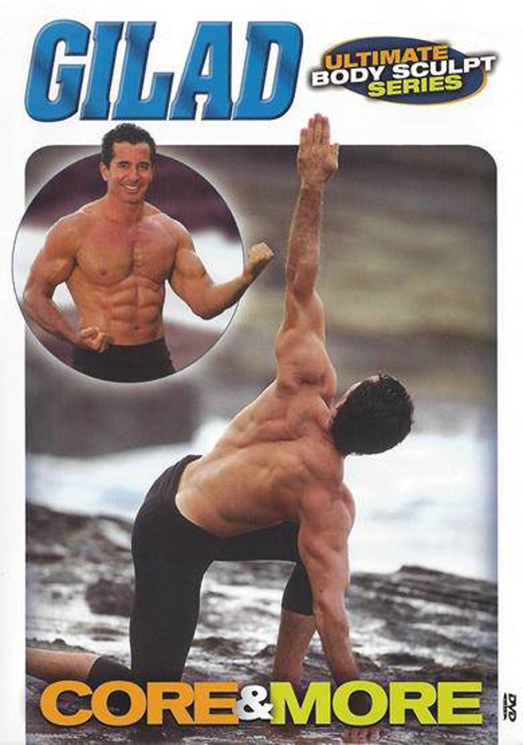 Gilad fitnessworkout - Core and more (DVD)