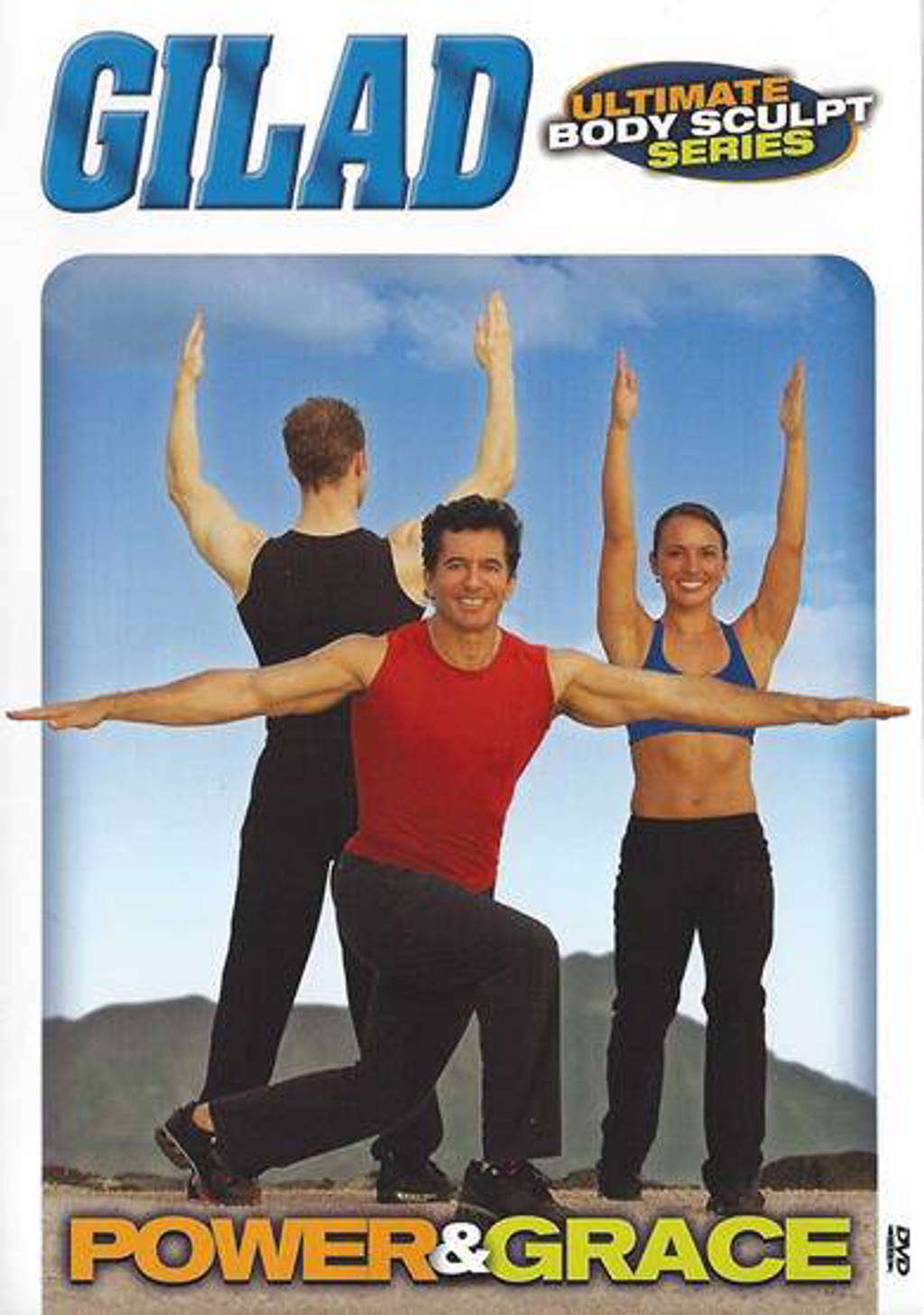Gilad fitnessworkout - Power and grace (DVD)