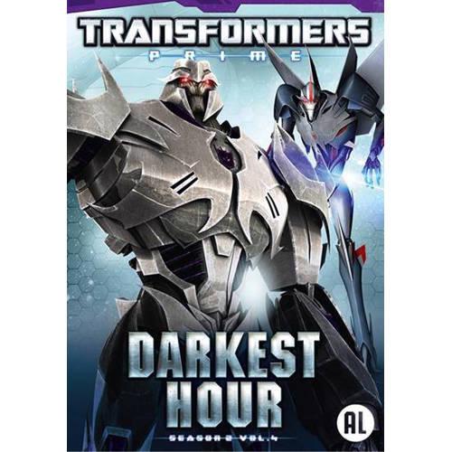 Transformers prime - Darkest hour (DVD) kopen