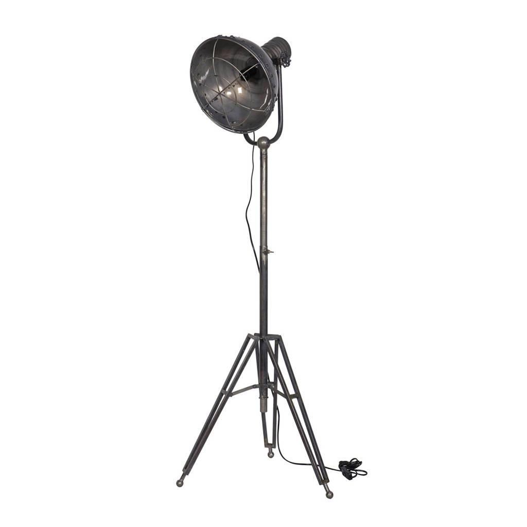 BePureHome Vloerlamp Spotlight, Antraciet