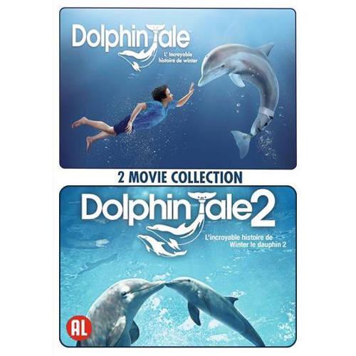 Dolphin tale 1 & 2 (DVD) kopen