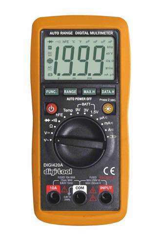 DIGI420A multimeter