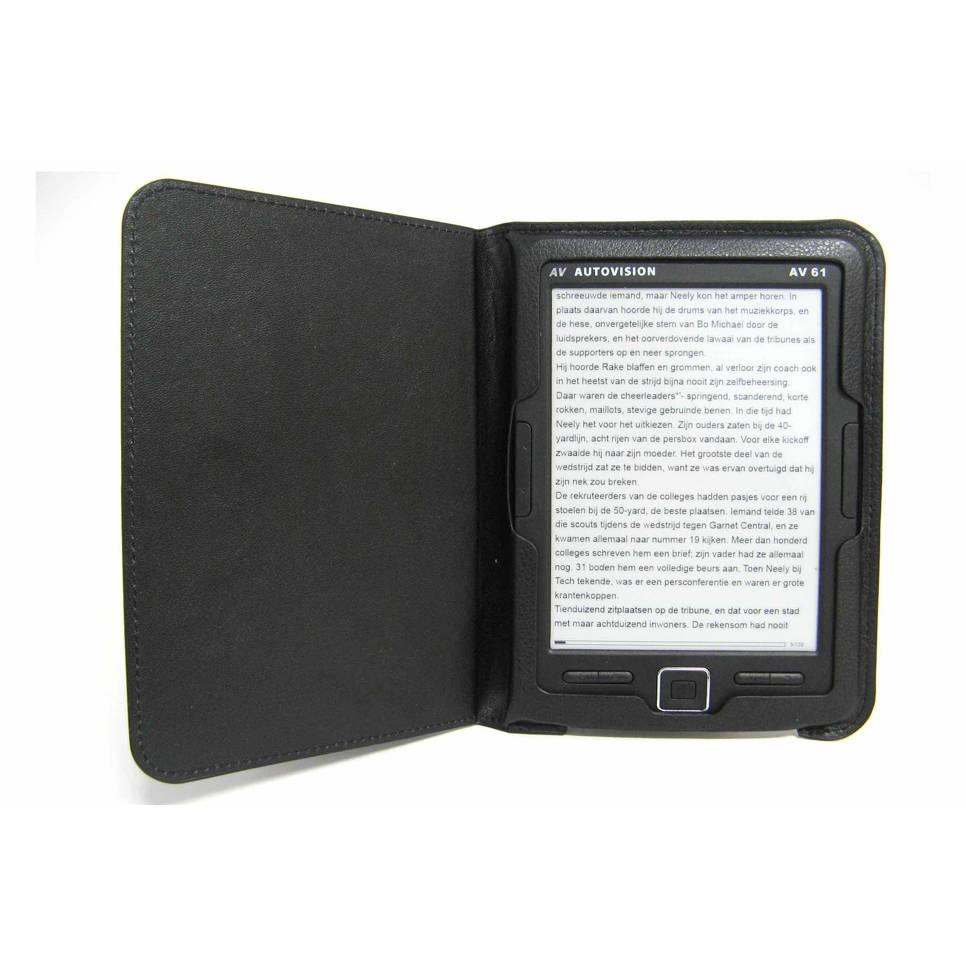 Autovision AV-61 e-reader + hoes | wehkamp