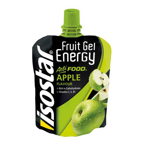Isostar Gel Energy Actifood appel - 1 stuk kopen