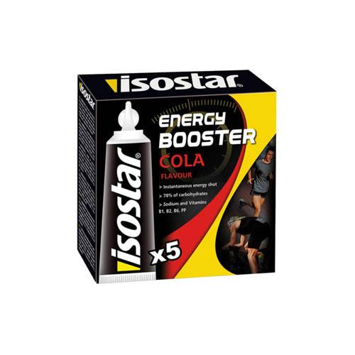 Isostar Energy Booster Cola - 1 doos met 5 gels kopen