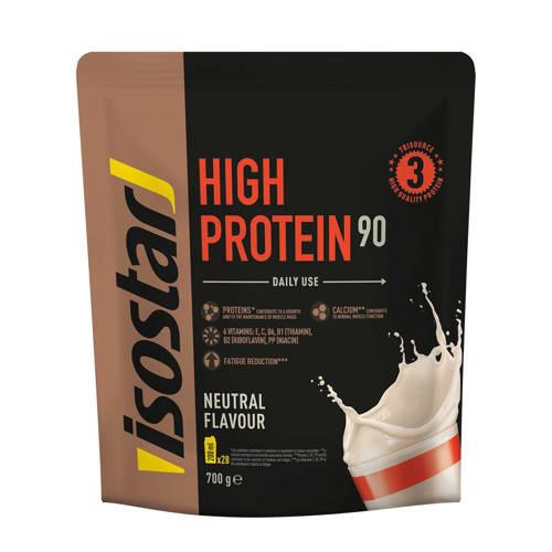 Isostar Powerplay High Protein 90 Neutral - 1 blik 400 gram kopen