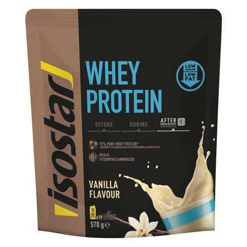 Isostar Powerplay Whey Protein Vanilla - 1 blik 570 gram kopen