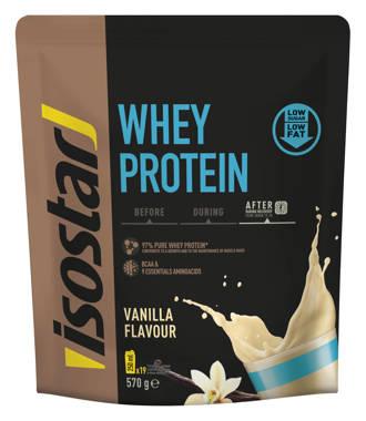 Powerplay Whey Protein Vanilla  - 1 blik 570 gram