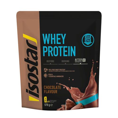 Isostar Powerplay Whey Protein Chocolate - 1 blik 570 gram kopen