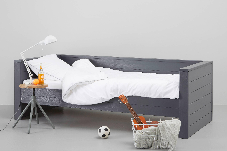 Woood Dennis Bed.Bedbank Dennis 90x200 Cm
