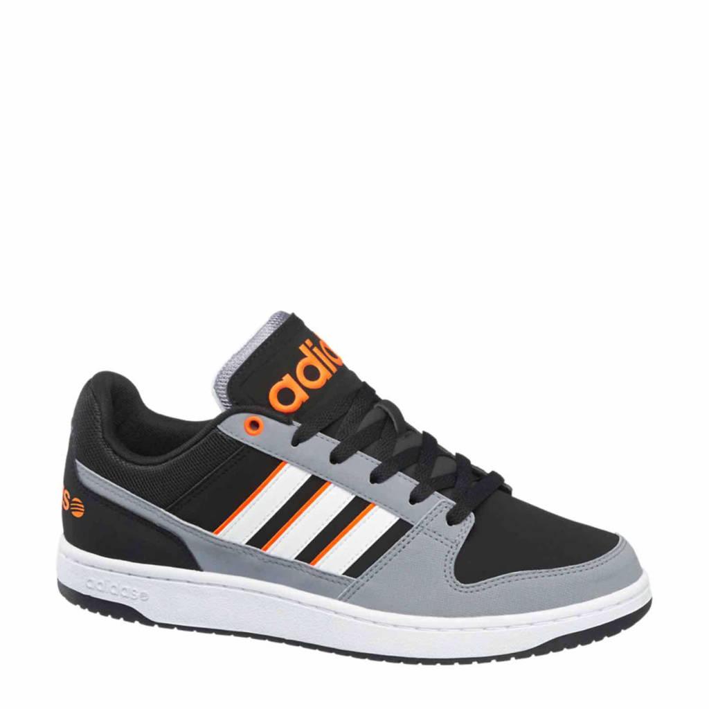 a7adfc3e931 adidas neo sneakers, Zwart/wit/grijs