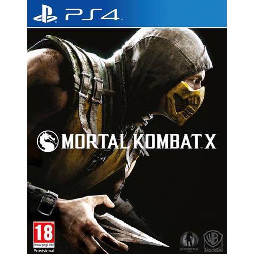 Mortal kombat X (PlayStation 4) kopen
