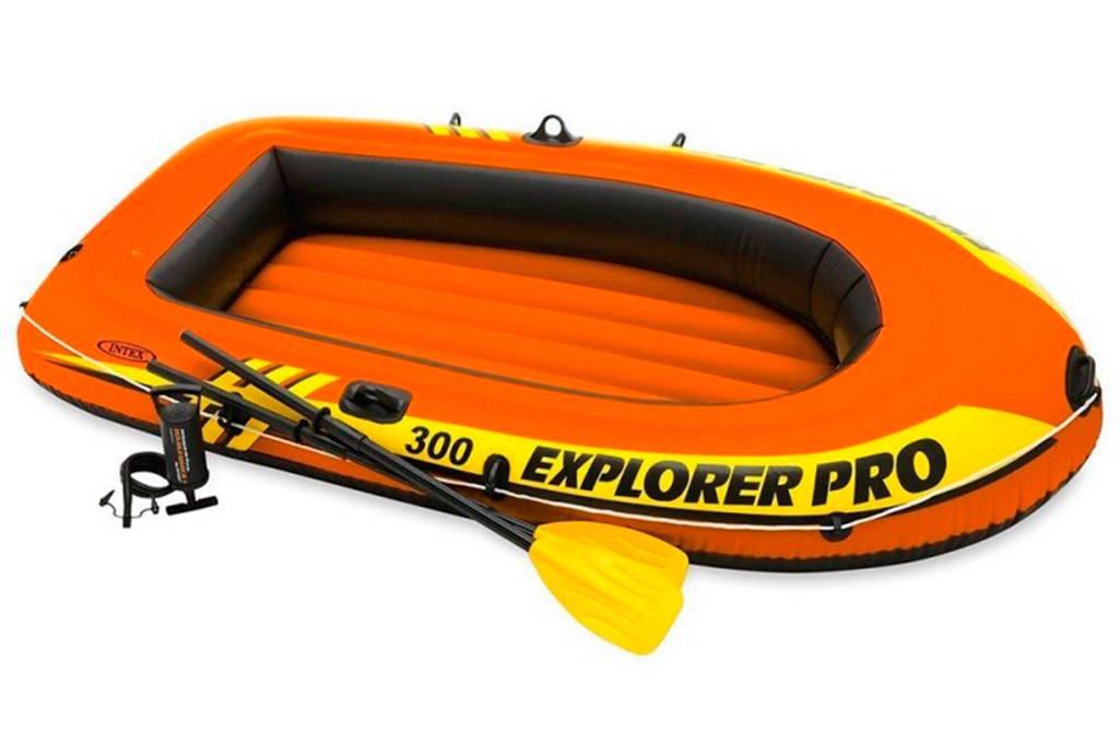 Intex Explorer Pro 300 boot set