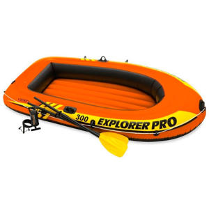 Explorer Pro 300 boot set