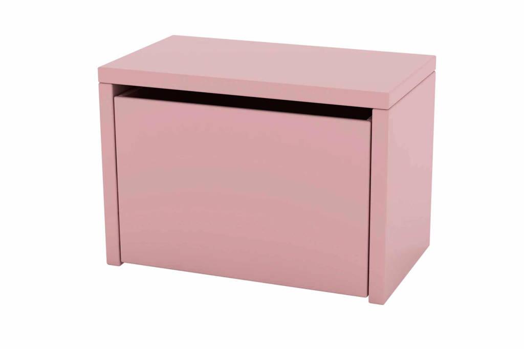 Flexa opberg zitbankje 3-in-1, Roze