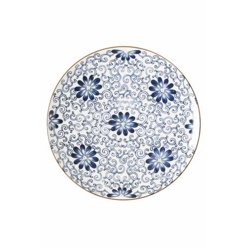 Riverdale Flower ontbijtbord (Ø22 cm) kopen