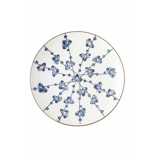 Riverdale Leaves ontbijtbord (Ø22 cm) kopen