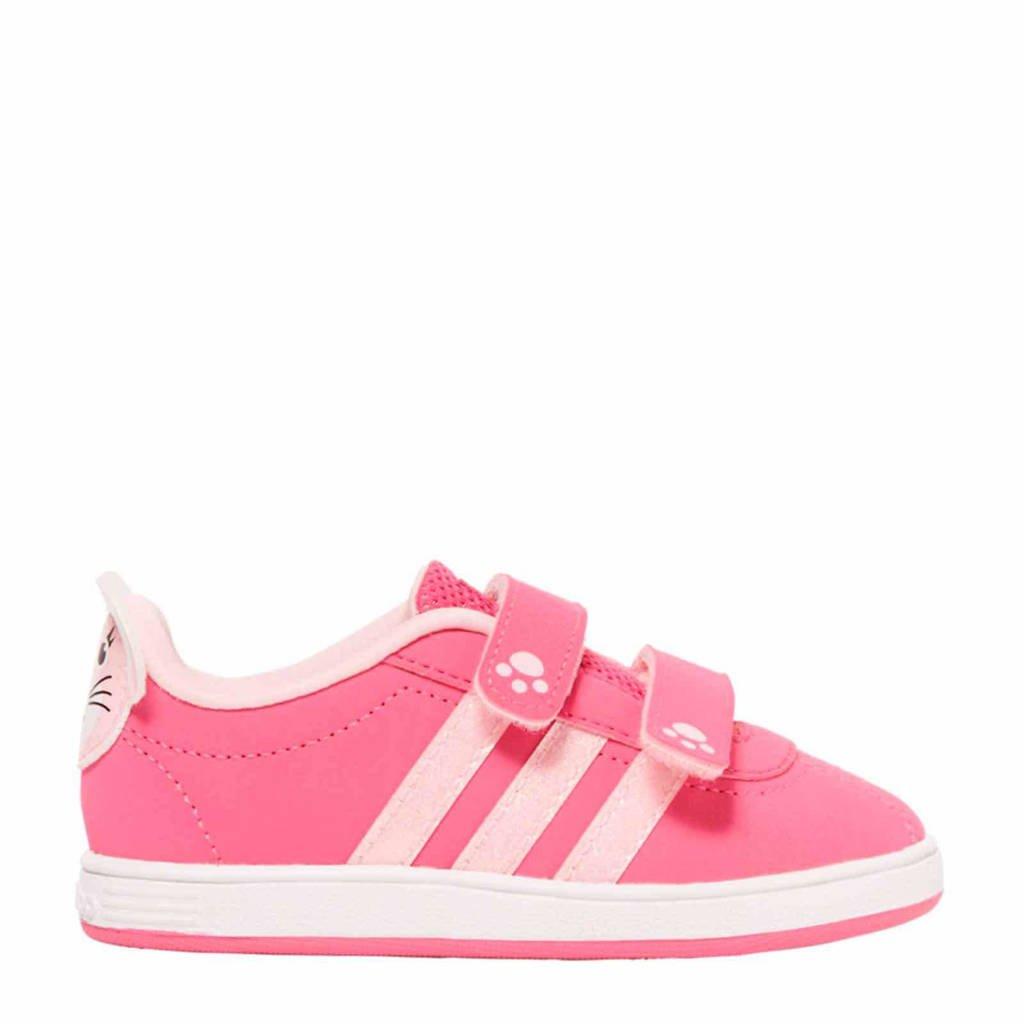 6a0b23542c0f1f adidas neo sneakers meisjes | wehkamp