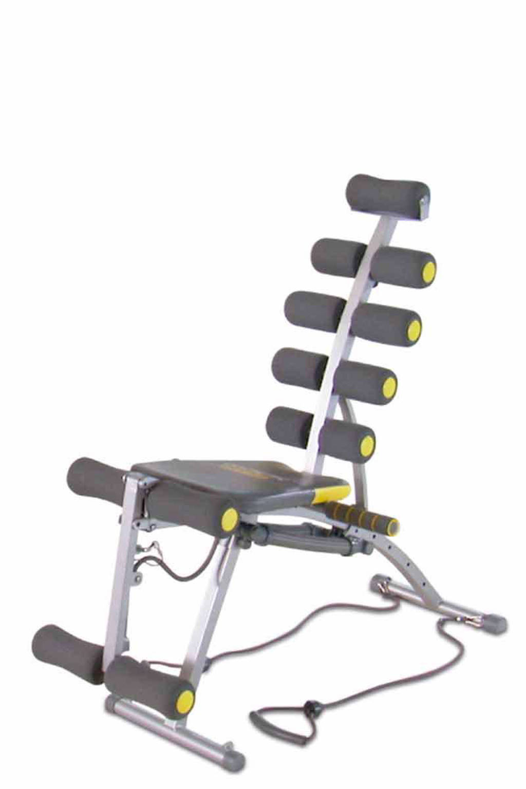 RockGym  fitnessapparaat, zwart geel