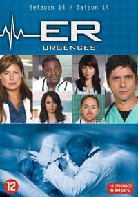 E.R. - Seizoen 14 (DVD)