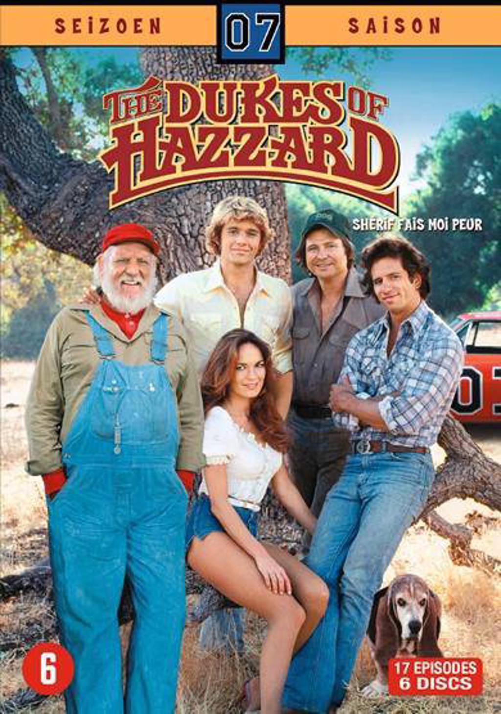 Dukes of Hazzard - Seizoen 7 (DVD)