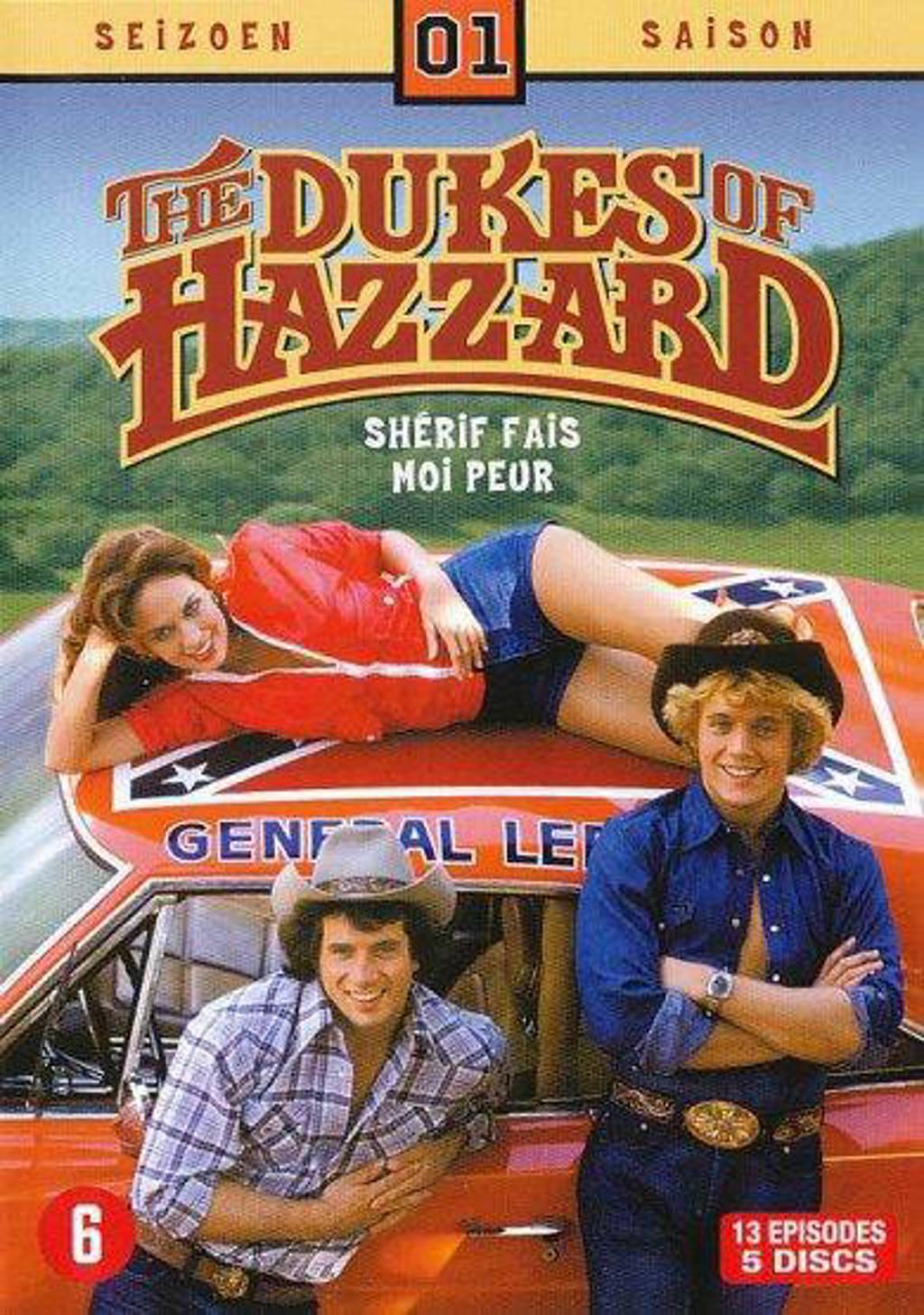 Dukes of Hazzard - Seizoen 1 (DVD)