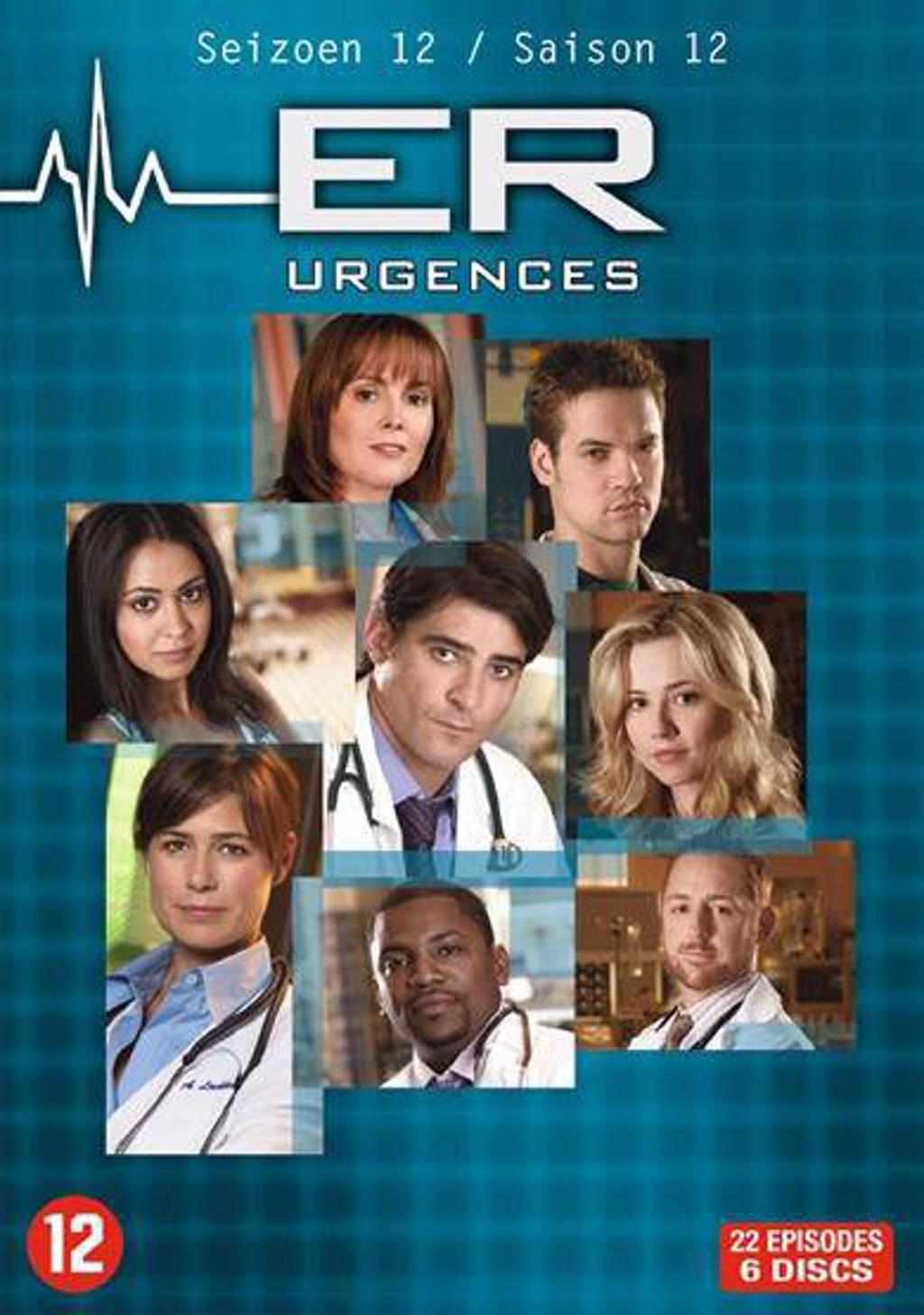 E.R. - Seizoen 12 (DVD)