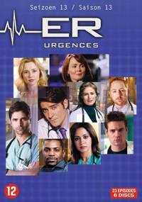 E.R. - Seizoen 13 (DVD)