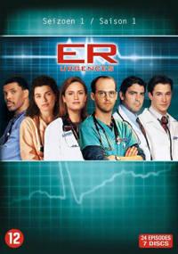 E.R. - Seizoen 1 (DVD)