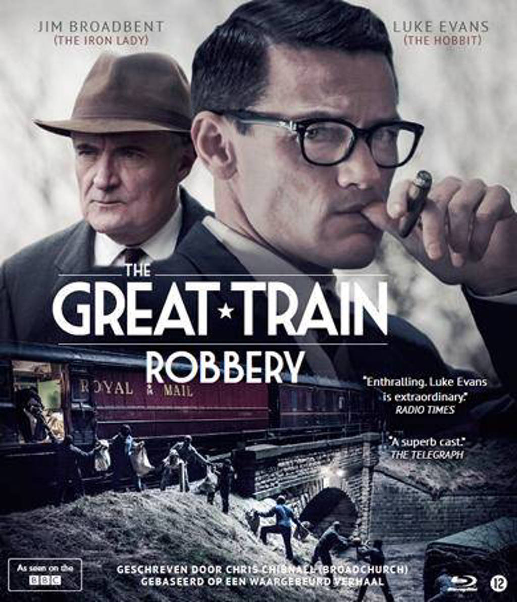 Great train robbery (Blu-ray)