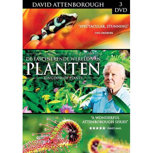 David Attenborough - Fascinerende wereld van planten (DVD) kopen