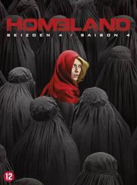 Homeland - Seizoen 4 (DVD)