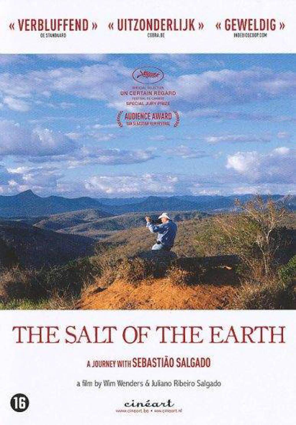 Salt of the earth (DVD)